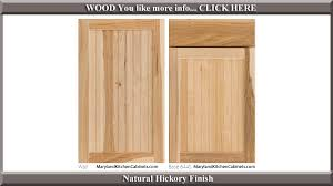 644 u2013 hickory u2013 cabinet door styles and finishes maryland