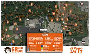 Michigan Traffic Map by Grand Rapids Mud Run U2013 Grand Rapids
