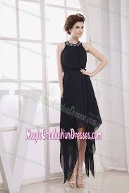 graduation dresses for college decorated halter top for black graduation dresses for college