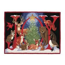 Santa Claus Rugs Christmas Rugs You U0027ll Love Wayfair