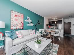 livingroom in apartment bedroom for rent chicago gold coast luxury apartment 1