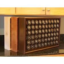 the allspice spice rack available on amazon and www allspicerack