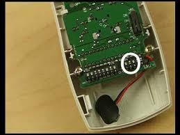 installing pir motion sensor for response wireless alarms