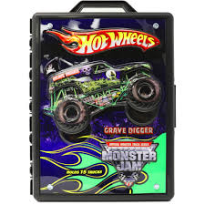 monster truck grave digger games wheels monster jam case walmart com