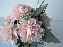 home decoration flowers dahlia sola flower arrangement keepsake sola flower arrangement