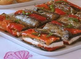 cuisiner le poivron recette de millefeuille d aubergine et poivron à la mozzarella