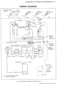 all weather air conditioning wiring diagram for 1960 chevrolet