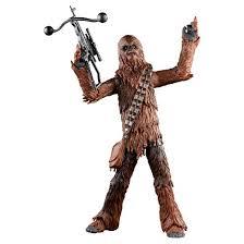 Chewbacca Halloween Costumes Star Wars Black Series 40th Anniversary Chewbacca Action