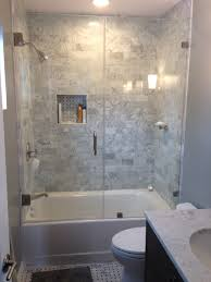 cool idea for smallroom with amazing ideas shower knee wall