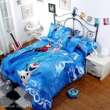 Frozen Elsa Bedroom Cartoon Frozen Princess Elsa Duvet Comforter Cover Bed Sheet Elsa