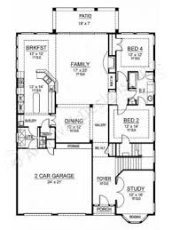 mission floor plans mission viejo ii house plans narrow floor plans