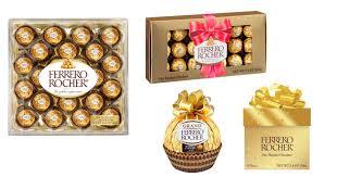 christmas chocolates target 2 24 ferrero rocher christmas chocolate sets 4 49