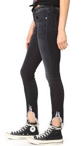 American Flag Skinny Jeans R13 Kate Skinny Jeans Shopbop