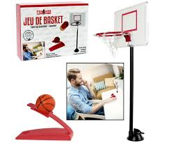 panier basket bureau jeu de basket idéal bureau avec lanceur panier et balle gadget