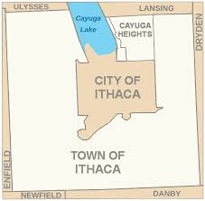 Ithaca Map Ithaca Town New York Wikipedia