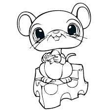 coloring page of a rat disney xd coloring pages yuga me