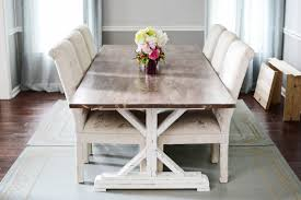 how to stain pine table how to paint stain whitewash distress a fancy x
