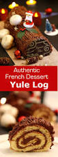 chocolate yule log authentic french recipe 196 flavors