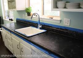 Paint Kitchen Countertops by Giani Granite Countertop Paint Review Ask Anna