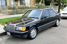 classic mercedes curbside classic mercedes 190e w201 u2013 das beste oder u2026 baby