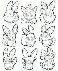 http colorings co eevee evolutions coloring pages colorings