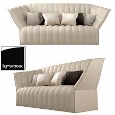 3d ligne roset sofa cgtrader
