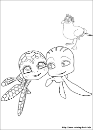 adventures 2 coloring picture