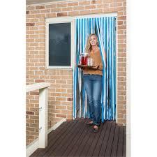 pvc door curtain door curtains bunnings integralbook