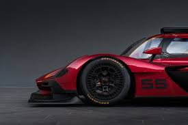 Mazda Unveils New Prototype Race Car At La Auto Show Inside Mazda