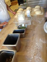 taking cooking class with alain coumont pain quotidien the way class was held kitchen fashion island location huge airy space where baking classes are weekly