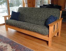 here u0027s why wood futon frames are the best deals