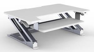 Desk Risers For Standing Desk Desk Riser Seamlessly Change Your Desk Into A Standing Desk