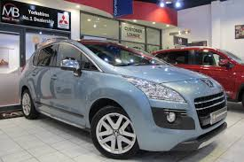 peugeot 3008 2012 used peugeot 3008 and second hand peugeot 3008 in west yorkshire
