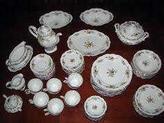 traditions china johann haviland vintage johann haviland moss bavaria germany porcelain