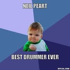 Neil Peart Meme - neil peart archive page 5 drummerworld official discussion forum