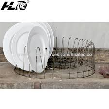 Kitchen Cabinet Dish Rack China Hlc Metal Wall Plate Rack Dish Racks Dish Drying Rack