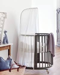 Stokke Mini Crib Stokke Sleepi Mini Baby Crib Bundle Gray Neiman