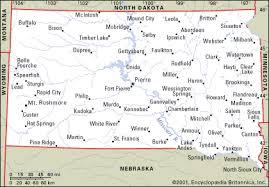 south dakota map with cities south dakota election defense alliance