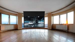 motorized home theater screen gallery projector screens screen innovations