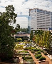 Paine Art Center And Gardens Cox Campus Gardens Pavilion Duda Paine Architects