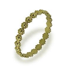 floral wedding band floral wedding band stacking ring thin gold wedding band dainty