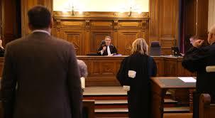 chambre correctionnelle début du procès de stéphan jourdain devant le tribunal correctionnel