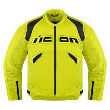yellow motorcycle jacket sanctuary hiviz yellow jackets icon motosports ride among us