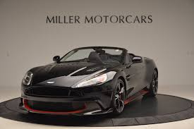 aston martin vanquish 2018 aston martin vanquish s volante stock a1249 for sale near
