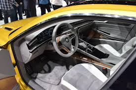 volkswagen concept interior vw sport coupe concept gte it u0027s the new passat cc by car magazine