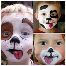 tag archives dog face paint play pinterest