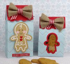 gingerbread gift bag pazzles craft room