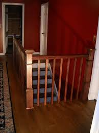 Newel Post To Handrail Fixing Best Way To Attach A Newel Post Carpentry Contractor Talk