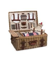wine picnic baskets picnic time premium charleston picnic basket picnic baskets