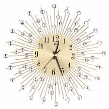 compare prices on sunburst clock online shopping buy low price